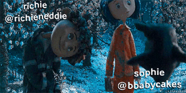 Coraline Look Gif Coraline Look Cat Discover Share Gifs