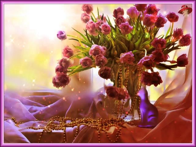 Flowers Bouquet GIFs | Tenor