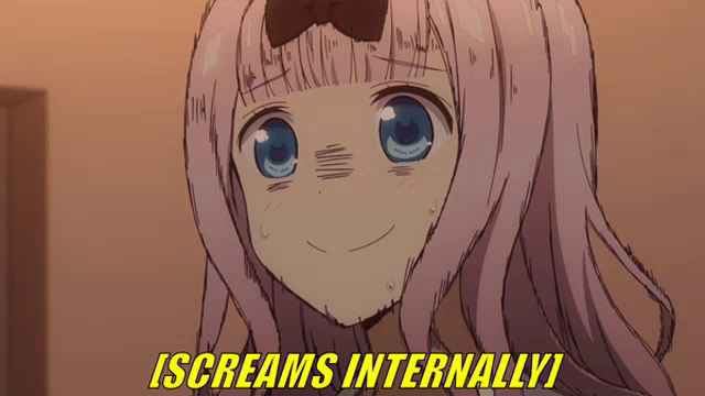 Anime Girl Screaming Gifs Tenor