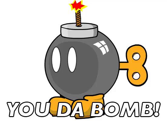 mario bomb omb gifs tenor