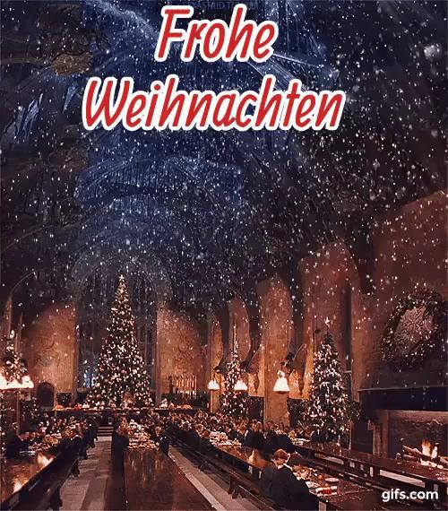 Jagdliche Weihnachtsgrüße.Weihnachten Gifs Tenor