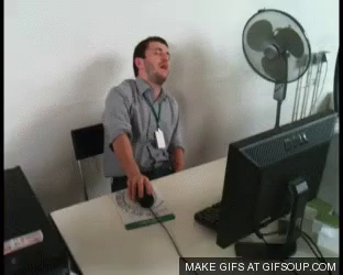 Sleeping At Work Gifs Tenor