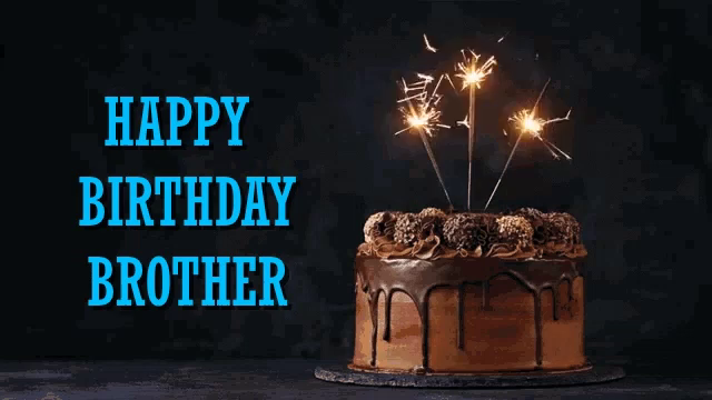 Happy Birthday Brother GIFs | Tenor