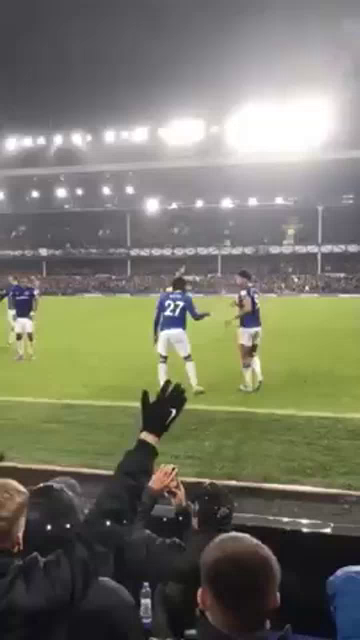 Moise Kean Dominic Calvert Lewin Gif Moisekean Dominiccalvertlewin Everton Discover Share Gifs
