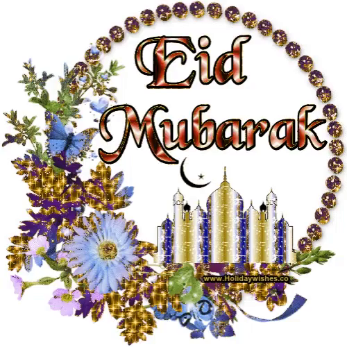 Eid Mubarak Holiday Gif Eidmubarak Holiday Celebrate Discover Share Gifs