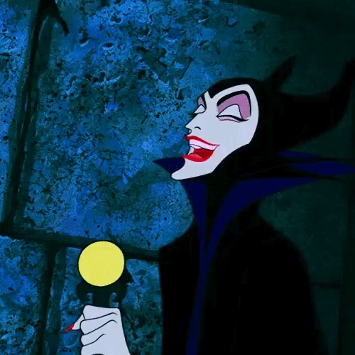 Animated Maleficent Gifs Tenor