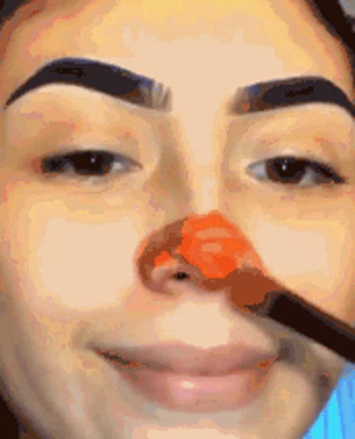 Clown Makeup GIFs