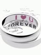 ILove You Forever Rings GIF - ILoveYouForever Rings HappyValentinesDay GIFs