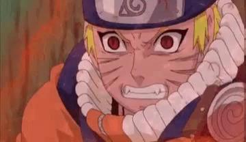 Naruto Cloak Nine Tails Gifs Tenor