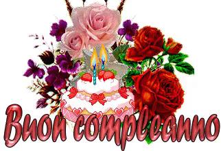 Buon Compleanno Gif Buon Compleanno Discover Share Gifs