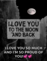ILove You To The Moon And Back So Proud Of You GIF - ILoveYouToTheMoonAndBack SoProudOfYou GIFs