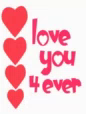 Love ILove You Forever GIF - Love ILoveYouForever ILoveYou4ever GIFs