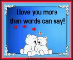 Love You Cute GIF - LoveYou Cute Bears GIFs