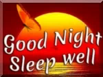 Good Night Sleep Well GIF - GoodNight SleepWell SleepTight GIFs