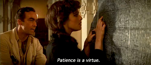 Themummy Patience GIF - Themummy Patience - Discover & Share GIFs