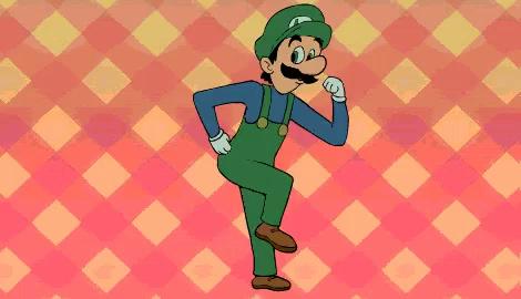 Luigi Meme Gifs Tenor