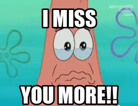 I Miss You More Gifs Tenor
