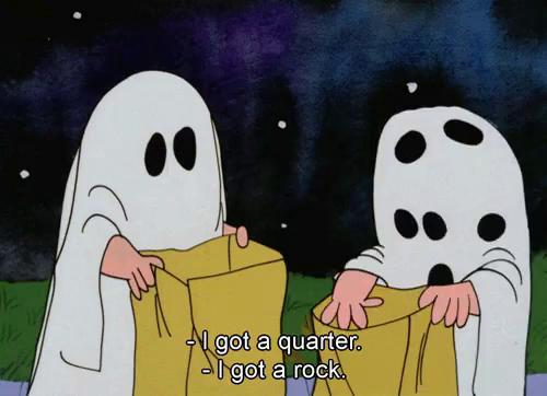 Charlie Brown Halloween GIFs | Tenor