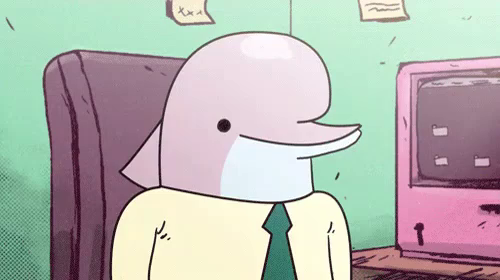Diabolical GIF - Dolphin Laughing Evil - Discover & Share GIFs