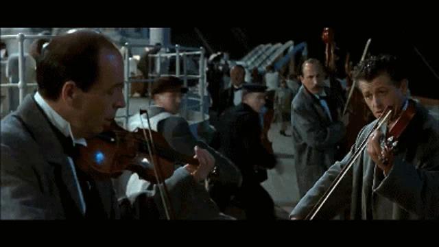 Titanic Band Gifs Tenor