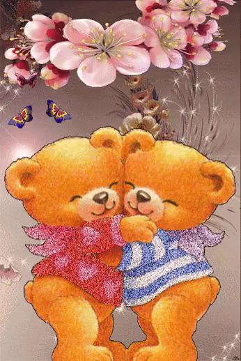 Teddy bear gif teddy bear love discover share gifs altavistaventures Images