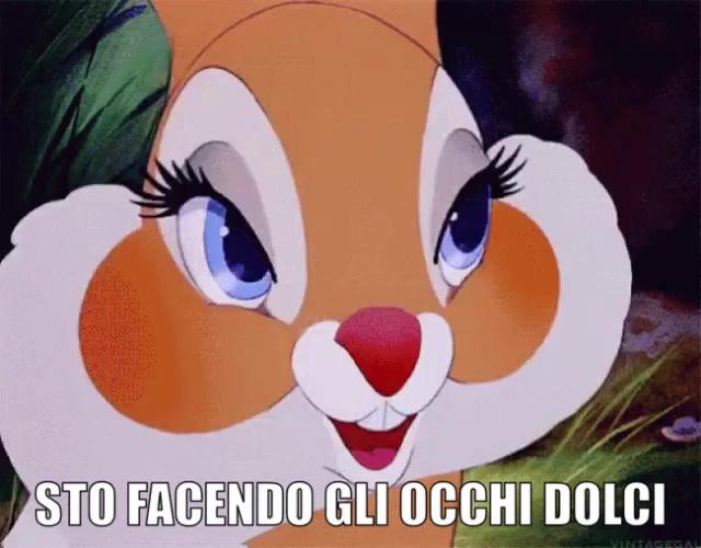 OCCHI DOLCI
