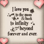 ILove You To The Moon And Back GIF - ILoveYou ToTheMoonAndBack ForeverAndEver GIFs