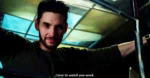 Billy Russo ILove To Watch You Work GIF - BillyRusso ILoveToWatchYouWork Punisher GIFs