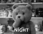 Ted Sweet Dreams GIF - Ted SweetDreams Night GIFs