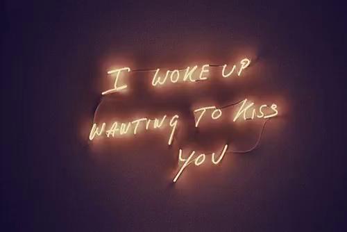 Kiss Morning GIF   Kiss Morning Wokeup GIFs