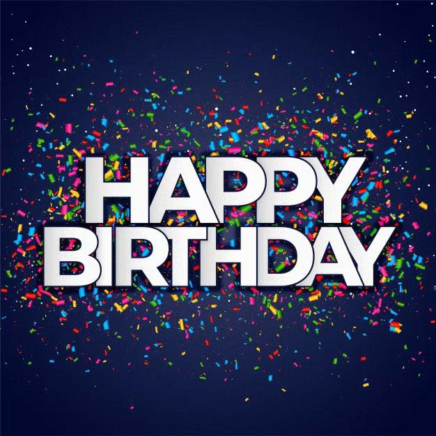 Happy Birthday Gifs Tenor