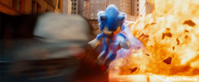 Sonic Movie Gifs Tenor