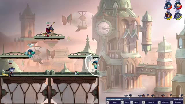Brawlhalla Combo Fight GIF - BrawlhallaCombo Fight Game - Discover & Share  GIFs