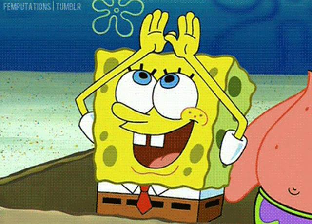 Spongebob Yay Meme – Spongebob memes are taking over the internet.