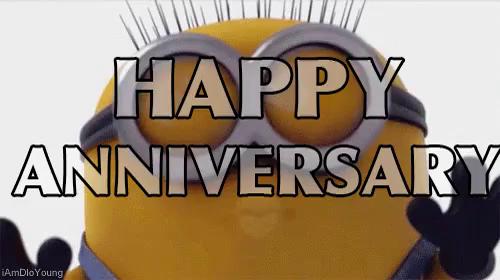 Happy anniversary gifs tenor