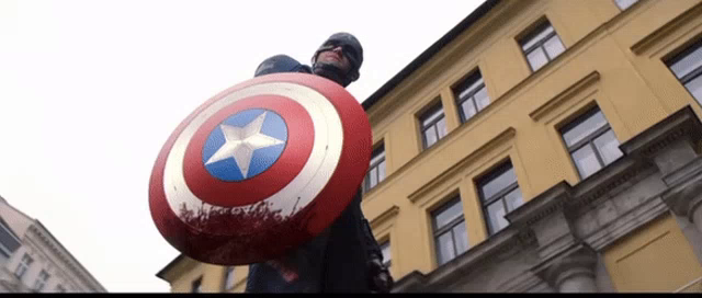 John Walker Captain America GIF - JohnWalker CaptainAmerica  FalconAndTheWinterSoldier - Discover & Share GIFs