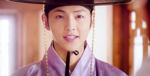 Song Joong Ki Wink