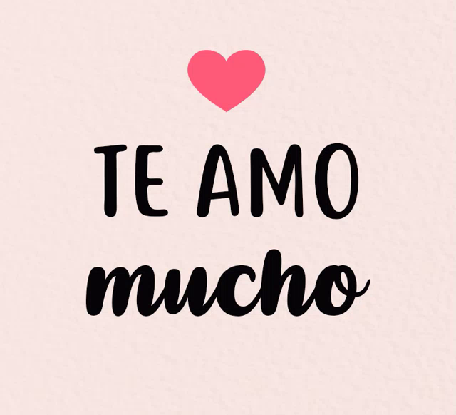 Te Amo Gifs Tenor I love you very much too or i also love you very much. te amo gifs tenor