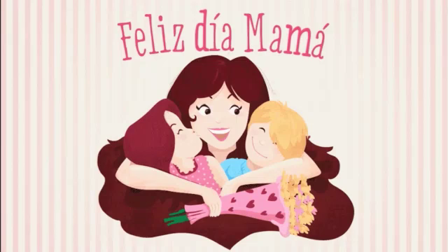 Feliz Dia De La Madre Gifs Tenor