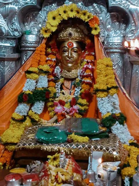 Ekvira Aai Goddess Gif Ekviraaai Goddess Shrine Discover Share Gifs