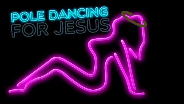 pole dance for jesus