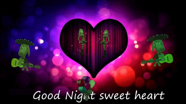 Good Night Sweetheart Gifs Tenor