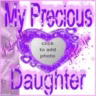 Daughter My Precious Daughter GIF - Daughter MyPreciousDaughter Heart GIFs