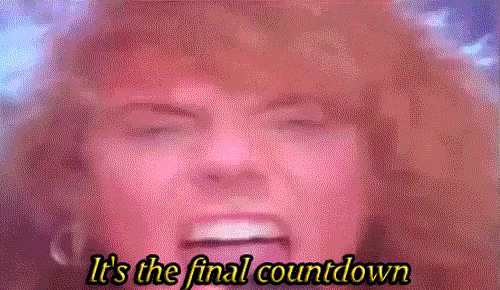 Final Countdown Gifs Tenor