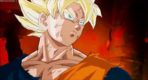 Goku Teleport Gifs Tenor