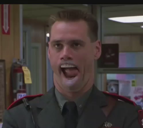 Me Myself And Irene Dry Mouth Gifs Tenor