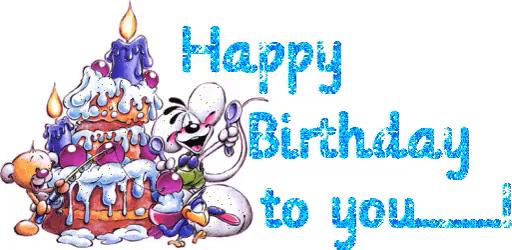 Happy Birthday To You Gifs Tenor
