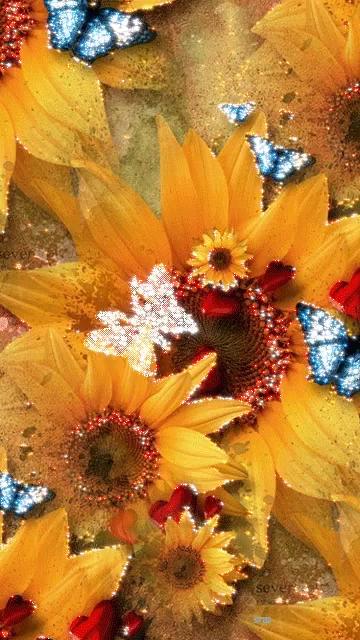 Yellow flowers tumblr gifs tenor yellow flowers gif yellow flowers butterflies gifs mightylinksfo Gallery