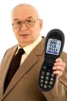 Old Man Phone Gifs Tenor