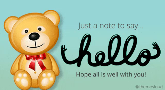 Hope All Is Well GIFs | Tenor